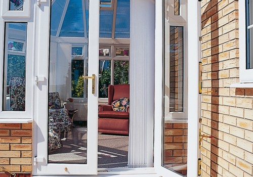 French doors from Norfolk Installations
